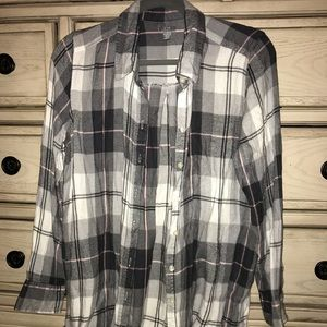 Aerie button down flannel